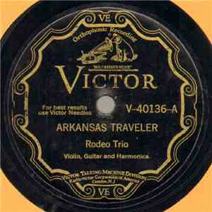 Rodeo Trio - Turkey In The Straw / Arkansas Traveler download mp3 flac
