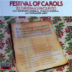 Various - Festival Of Carols - 20 Christmas Favourites download mp3 flac